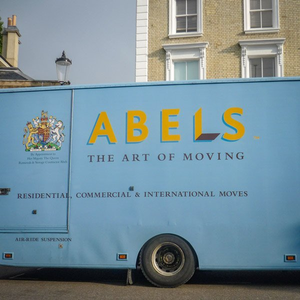 The Art of Moving, London